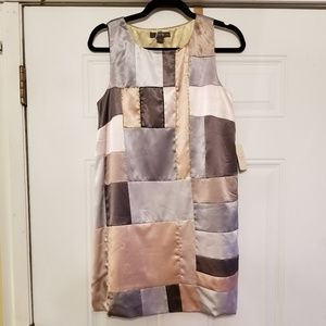 Block Style Dress